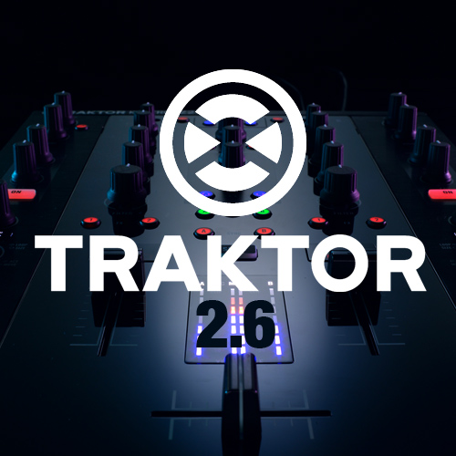 Traktor Pro 2.6 – The Power behind the Kontrol Z2