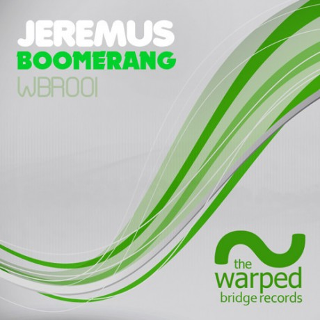 Out Now on Warped Bridge Records – Jeremus – Boomerang
